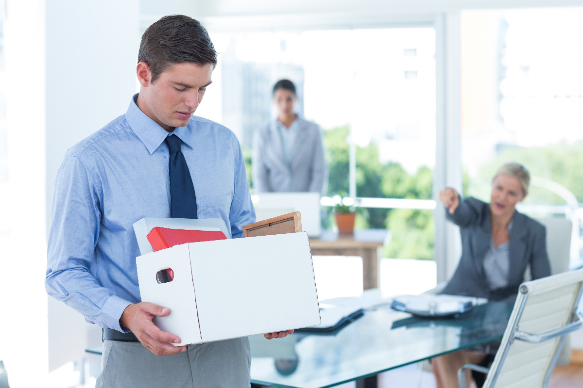 wrongful termination 2018-8-8 a wrongful termination, also known as wrongful dismissal or wrongful discharge, occurs when an employee is fired for unlawful reasons.